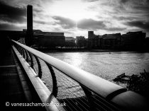 Tate Modern Thames and Millennium Bridge London Prints for offices, hotels, foyers, interior design, architecture, buildings, office spaces, new offices, bespoke and large stock library