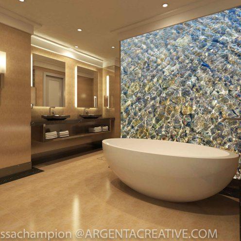 ARGENTA surface decoration